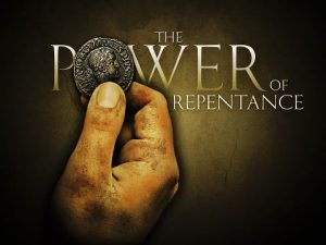 Church Universal power to repent