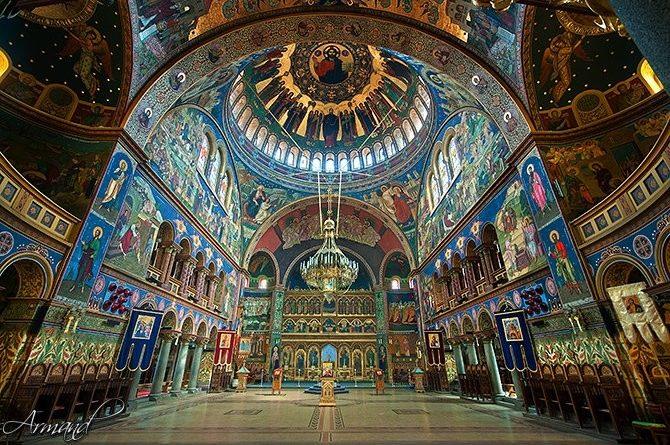Church In Romania