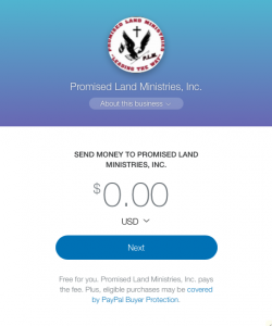 paypal-me-promised-land-ministries